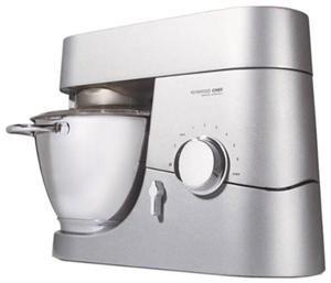Kenwood Chef Titanium KM010 Küchenmaschine silber (Art.-Nr. 90457877) - Bild #1