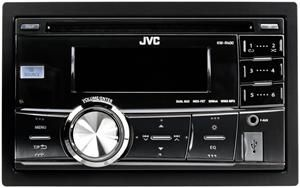 JVC KW-R400 schwarz/blau (Article no. 90458819) - Picture #2