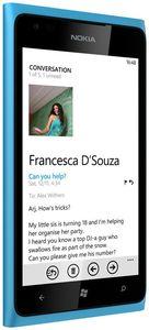 Nokia Lumia 900 WP7 cyan (Art.-Nr. 90459168) - Bild #1