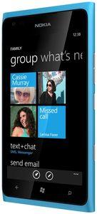 Nokia Lumia 900 WP7 cyan (Art.-Nr. 90459168) - Bild #3