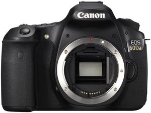 Canon EOS 60Da Astro Body schwarz (item no. 90459290) - Picture #1