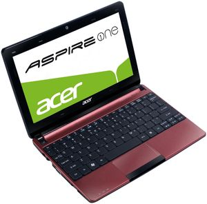 Acer Aspire One D270 W7S rot  , (Article no. 90459626) - Picture #1