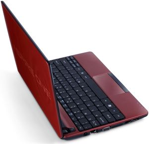 Acer Aspire One D270 W7S rot  , (Article no. 90459626) - Picture #5