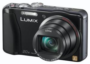 Panasonic Lumix DMC-TZ31 schwarz (item no. 90460375) - Picture #2