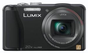 Panasonic Lumix DMC-TZ31 schwarz (item no. 90460375) - Picture #1