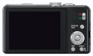 Panasonic Lumix DMC-TZ31 schwarz (item no. 90460375) - Picture #3