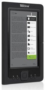 Trekstor eBook Player 5 schwarz  , (Article no. 90460416) - Picture #2