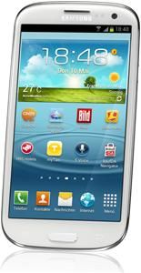 Samsung Galaxy S3 i9300 16GB Android weiß (Art.-Nr. 90461797) - Bild #2