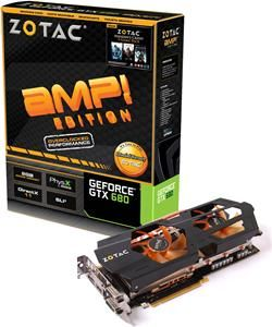 ZOTAC GeForce GTX680 2GBD5 AMP!-Edition (item no. 90462646) - Picture #3