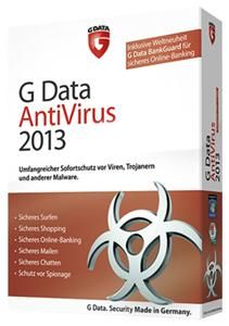 G Data AntiVirus 2013 1 User (Article no. 90457481) - Picture #3
