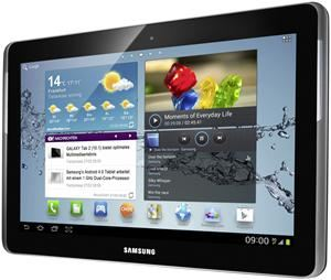 Samsung Galaxy Tab 2 10.1 3G 16GB Android titanium-silber (item no. 90463600) - Picture #4