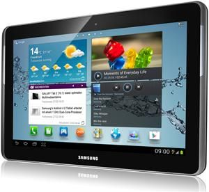 Samsung Galaxy Tab 2 10.1 3G 16GB Android titanium-silber (item no. 90463600) - Picture #2