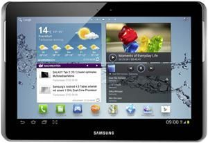 Samsung Galaxy Tab 2 10.1 3G 16GB Android titanium-silber (item no. 90463600) - Picture #5