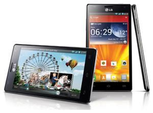 LG P880 Optimus 4X HD Android schwarz (Art.-Nr. 90464873) - Bild #1