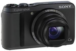 Sony Cyber-shot DSC-HX20V schwarz (item no. 90465547) - Picture #4