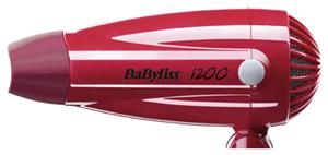 BaByliss 5250E Reise-Haartrockner rot (item no. 90466496) - Picture #1