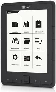TrekStor eBook Reader Pyrus (Article no. 90467405) - Picture #3