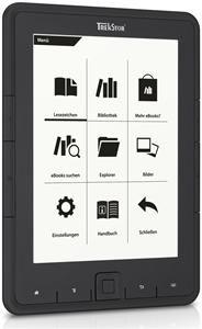 TrekStor eBook Reader Pyrus (Article no. 90467405) - Picture #1