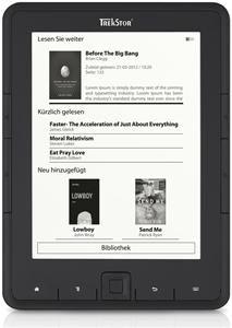 TrekStor eBook Reader Pyrus (Article no. 90467405) - Picture #2