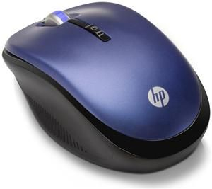 HP Wireless Optical Mobile Mouse Pacific Blue (item no. 90467473) - Picture #1