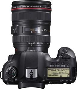 Canon EOS 5D Mark III EF 24-105mm IS USM Kit (Art.-Nr. 90467700) - Bild #4