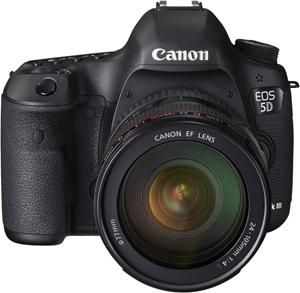 Canon EOS 5D Mark III EF 24-105mm IS USM Kit (Art.-Nr. 90467700) - Bild #2