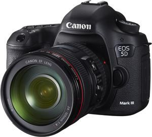 Canon EOS 5D Mark III EF 24-105mm IS USM Kit (Art.-Nr. 90467700) - Bild #3