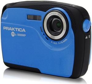 Praktica DPix 5000WP blau (item no. 90467880) - Picture #1