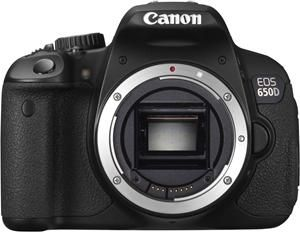 Canon EOS 650D EF-S 18-55 IS II (Art.-Nr. 90468325) - Bild #2