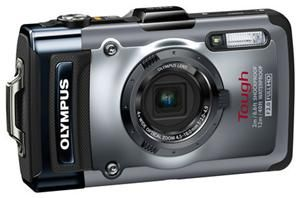 Olympus Tough TG-1 silber (item no. 90469021) - Picture #1