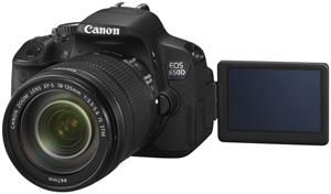 Canon EOS 650D EF-S 18-135mm IS STM (Art.-Nr. 90469391) - Bild #3