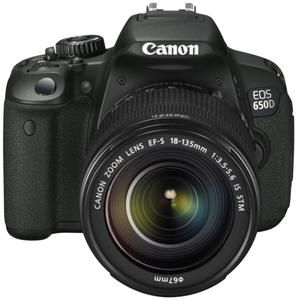 Canon EOS 650D EF-S 18-135mm IS STM (Art.-Nr. 90469391) - Bild #1