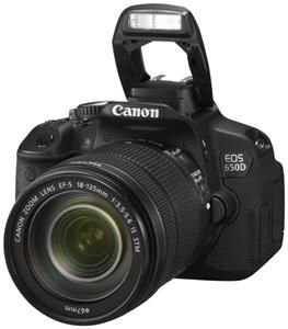 Canon EOS 650D EF-S 18-135mm IS STM (Art.-Nr. 90469391) - Bild #4