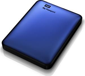 WD My Passport USB3.0 1TB blau (Art.-Nr. 90471187) - Bild #2
