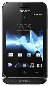 Sony Xperia tipo Dual 3GB Android schwarz (Art.-Nr. 90471314) - Bild #3