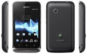 Sony Xperia tipo Dual 3GB Android schwarz (Art.-Nr. 90471314) - Bild #1