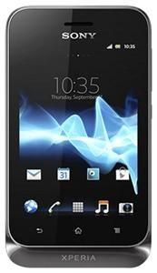 Sony Xperia tipo Dual 3GB Android schwarz (Art.-Nr. 90471314) - Bild #2