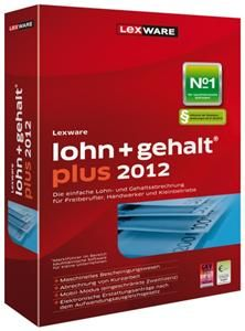 Lexware lohn+gehalt plus Juni 2012 Upgrade,  Windows, deutsch (Article no. 90472296) - Picture #1