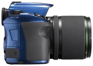Pentax K30 18-55 DA L Kit blau (Article no. 90472301) - Picture #4