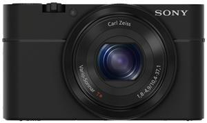 Sony Cyber-shot DSC-RX100 schwarz (Art.-Nr. 90473881) - Bild #2