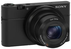Sony Cyber-shot DSC-RX100 schwarz (Art.-Nr. 90473881) - Bild #1