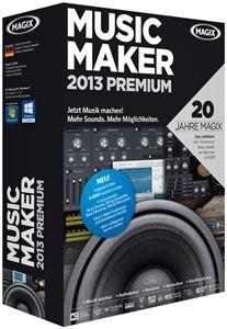 MAGIX Music Maker 2013 Premium (Art.-Nr. 90474232) - Bild #1