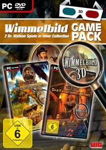 Wimmelbild Game Pack 3D Dr. Watson (Article no. 90474942) - Picture #1
