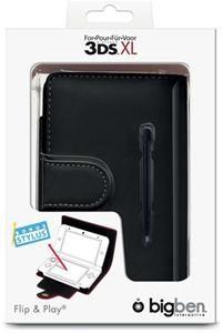 Tasche Flip & Play Protector Bigben 3DSXL (farblich sortiert) (Art.-Nr. 90475613) - Bild #1
