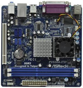 ASRock PV530A-ITX Sockel 775 mITX (Арт. № 90479770) - Изображение #1