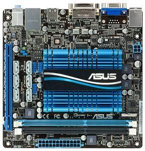 ASUS C60M1-I Sockel BGA mITX  , (Art.-Nr. 90479781) - Bild #1