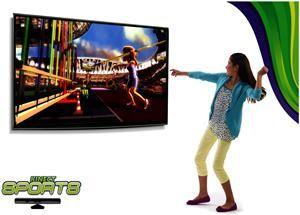 Microsoft Xbox 360 slim 250 GB inkl. Kinect+Kinect Sports+ Dance Central 2 (Art.-Nr. 90480170) - Bild #5