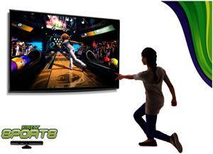 Microsoft Xbox 360 slim 250 GB inkl. Kinect+Kinect Sports+ Dance Central 2 (Art.-Nr. 90480170) - Bild #4