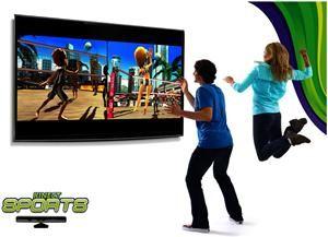 Microsoft Xbox 360 slim 250 GB inkl. Kinect+Kinect Sports+ Dance Central 2 (Art.-Nr. 90480170) - Bild #3