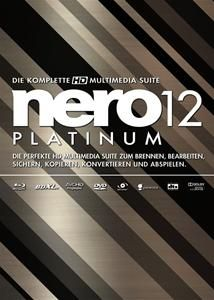 Nero Platinum HD v.12.0.03500 x86/ x64   Multi Final 